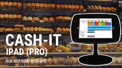 Cash-it iPad